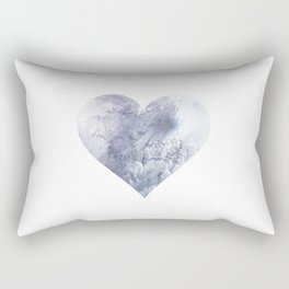 Frozen Heart Rectangular Pillow