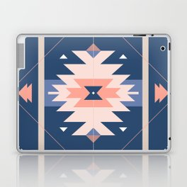Kilim Inspired Navy Laptop & iPad Skin