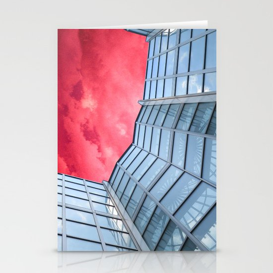 """""""Worship"""" by Cap Blackard Stationery Cards"""
