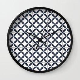 _blur Wall Clock