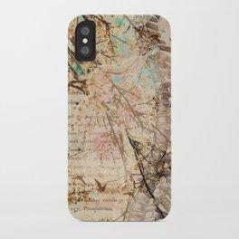 Vertebral iPhone Case