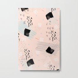 An external factor Metal Print