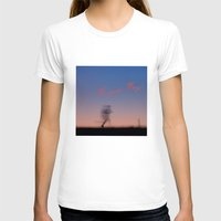 running T-shirts featuring Running by Tanja Riedel