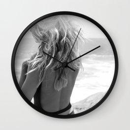 Maria Lara Wall Clock