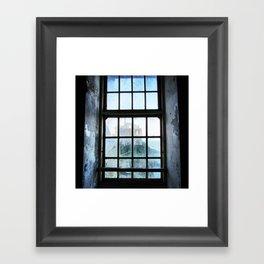 Alcatraz Island  Framed Art Print