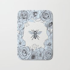 Save the Bees Bath Mat