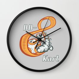 BB- 8 Kart Wall Clock