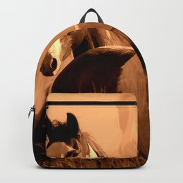 Horse Spirits Backpack