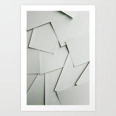 PAPER - SHEETS - A4 - PHOTOGRAPHY Art Print