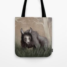 Forest Beastie Tote Bag