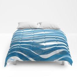 Ocean's Skin Comforters