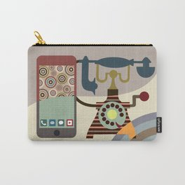 Telecom Chic Carry-All Pouch