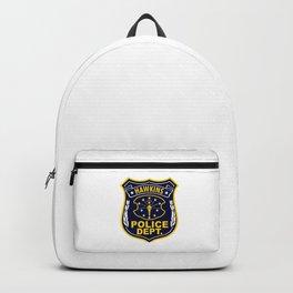 Hawkins Police Department Backpack