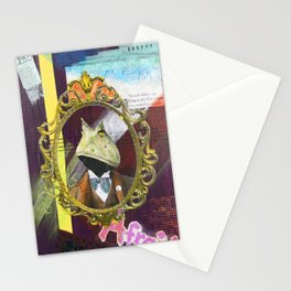 Horace 'Horny' Gleason Stationery Cards