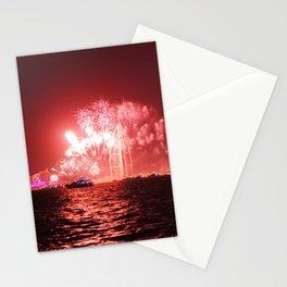 New Year's Eve at Burj Al Arab Stationery Cards