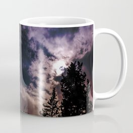 Sky & trees Coffee Mug
