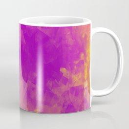 Sponged Painted Colors 5 Coffee Mug