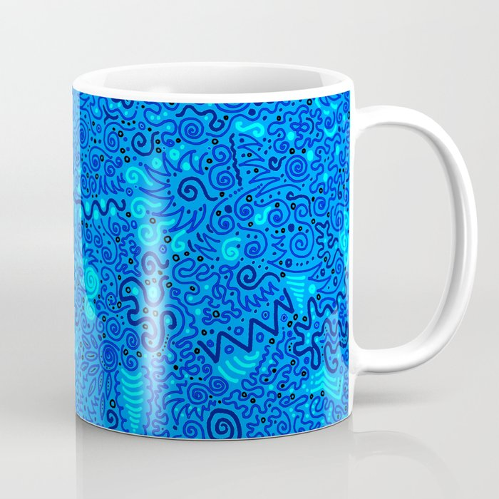 Jaw-dropper Coffee Mug