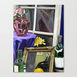 Still Life Painting 222 Canvas Print