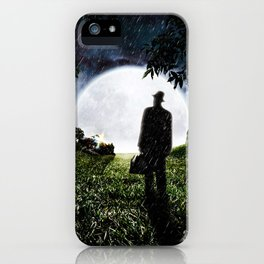The Little Observer iPhone Case