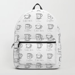 Hot Drinks Backpack