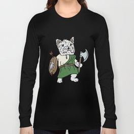 Scottish Scottish Terrier Coloured (best for shirts!) Long Sleeve T-shirt