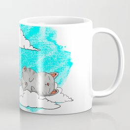 Sky Cat Coffee Mug