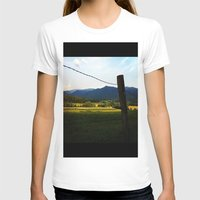 rustic T-shirts featuring Rustic by Blue Lightning Creative