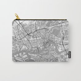 Rotterdam Map Line Carry-All Pouch