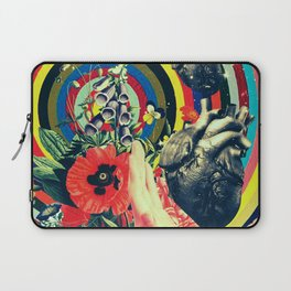Mending wounds Laptop Sleeve