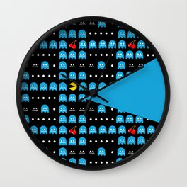 Pac Infinite Wall Clock