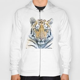 Tiger portrait Hoody