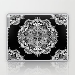 Mandala Lace (Tile) Laptop & iPad Skin