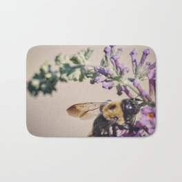 Bee-autiful Bath Mat