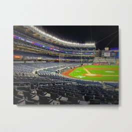 Victorious Savages in the Bronx Metal Print
