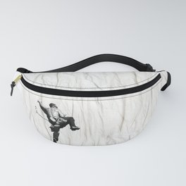 Climbing a Wrinkle Fanny Pack
