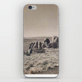 Desert Rocks iPhone Skin