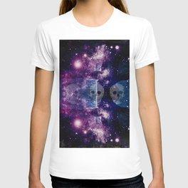 Space Skulls T-shirt