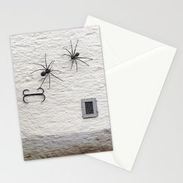 Meeting of Two Stationery Cards