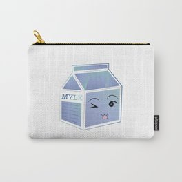 B!ue Mylk Carry-All Pouch
