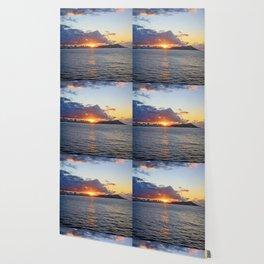 Pacific Sunrise Wallpaper