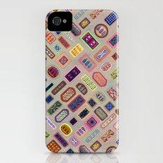 Multi color melody light iPhone (4, 4s) Slim Case
