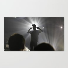Concert in Moscow Canvas Print