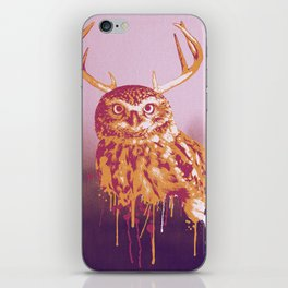 Owlope iPhone Skin