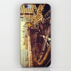 Queens Row iPhone & iPod Skin