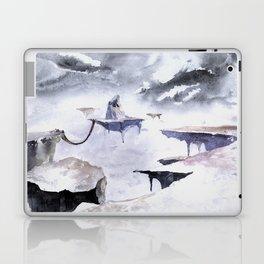 Isolated Volcano Laptop & iPad Skin