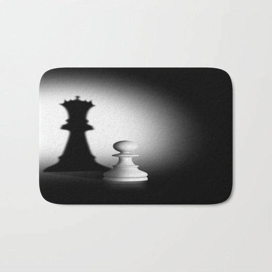 Pion Chess Bath Mat