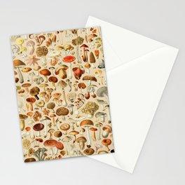 Vintage Mushroom Designs Collection Stationery Cards