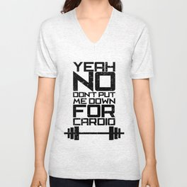 Fit Perfect Unisex V-Neck