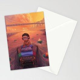 Jon Bellion New York soul Stationery Cards